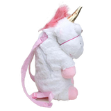 Backpack Unicorn Inspired Side View