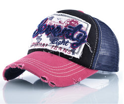Girl's Cotton Snapback Trucker Cap Drake 5