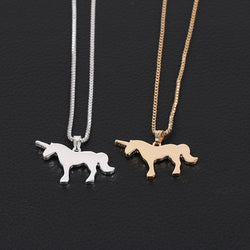 Pendant Necklace Unicorn | Unicorn Trend-1