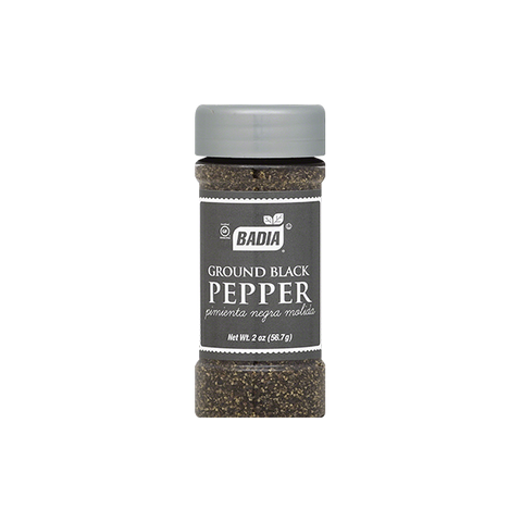 Badia Ground Black Pepper