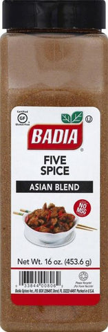 Gluten-Free Five Spice/ Asian All-Purpose Blend