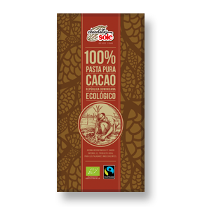 Buy 100% Organic Cocoa Pure Mass | QualityFood.ae|Candy & Chocolate |From Chocolates Solé Online food delivery Dubai Abu Dhabi and Sharjah