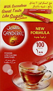 Buy Low Calorie Sweetener 100s | QualityFood.ae|Sugar & Sweeteners |From Canderel Online food delivery Dubai Abu Dhabi and Sharjah