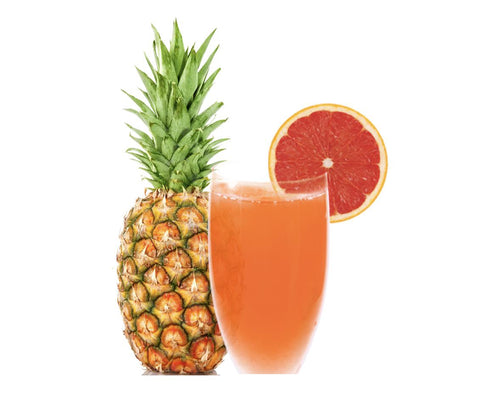 Fresh Blend of Grapefruit & Pineapple Juice 300ml