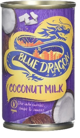 Blue Dragon Coconut Milk Mini Cans