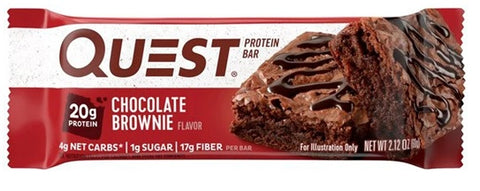 Quest Protein Bar - Chocolate Brownie