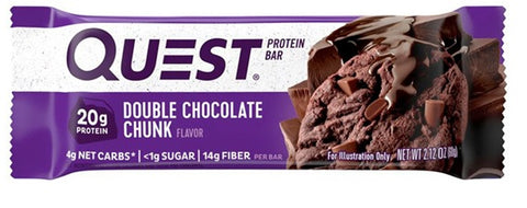 Double Chocolate Chunk Protein Bar