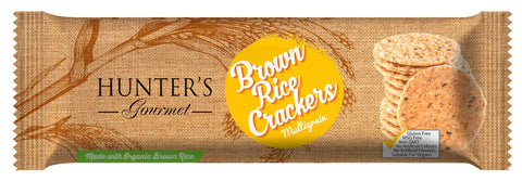 Brown Rice Cracker Multigrain