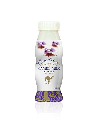 Camel Milk w/ Saffron 250ml