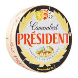 Camembert Président Whole
