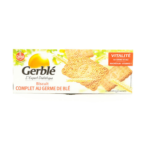 Vitality Wheat Germ Biscuits