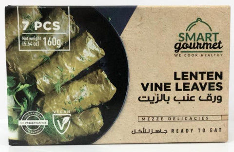 Lenten Vine Leaves Ready to Eat