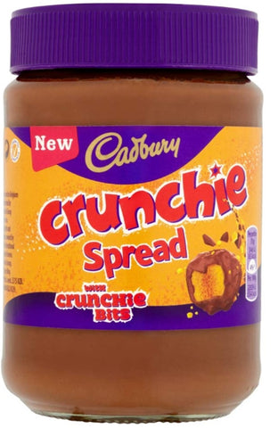 Crunchie Chocolate Spread