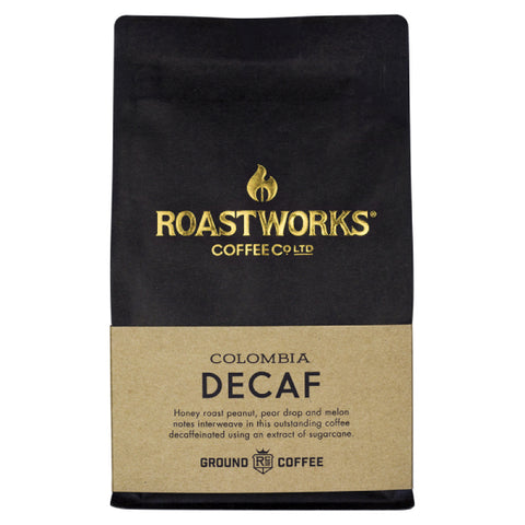 Coffee Decaf Colombian Ground