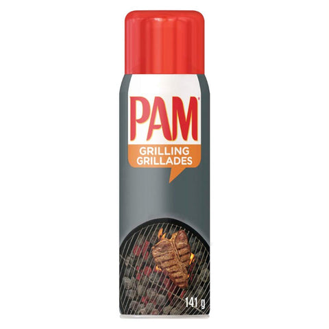 Pam Grilling No-Stick Cooking Spray with Vegetable Oil - 141 gm