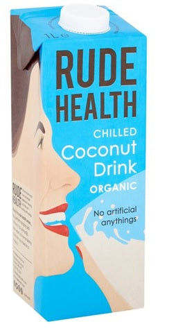 Organic Rude Health Coconut Drink