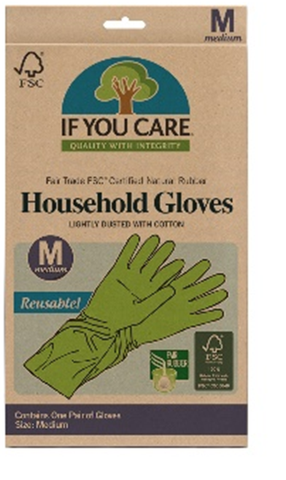 IYC FSC Certified Fair Rubber Latex Household Gloves