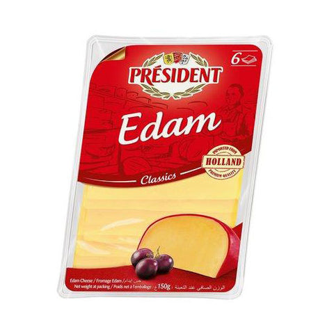 Edam Cheese Slices