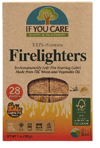 IYC FSC Certified Firelighters Tablet