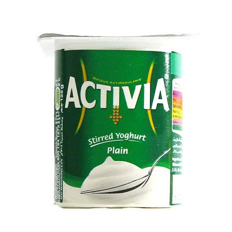 Activia Yogurt Plain
