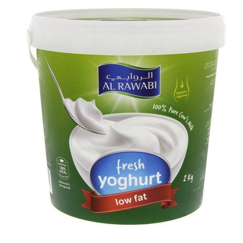 Low Fat Yoghurt 2KG