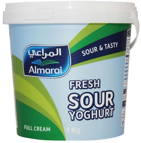 Almarai Fresh Sour Yogurt 1kg