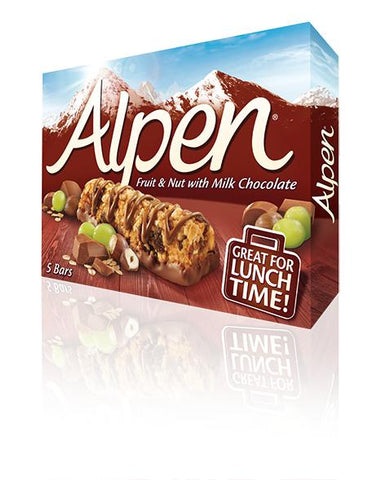 Alpen Bar Fruit & Nut w/ Milk Chocolate