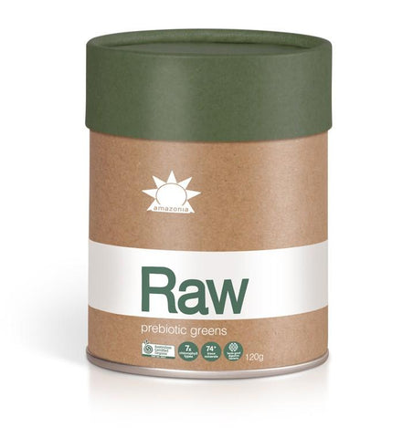 Organic Raw Prebiotic Greens