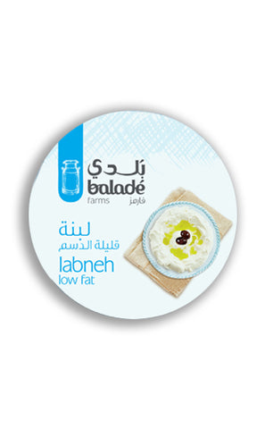 Authentic Lebanese Labneh - Low Fat 450gm
