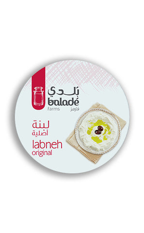 Authentic Lebanese Labneh - Original 450gm