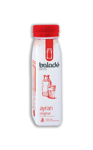 Ayran - All Natural 225ml