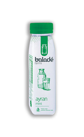 Ayran - Mint-Infused 225ml