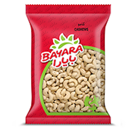 Buy Cashew 400gm | QualityFood.ae|Snacks |From Bayara Online food delivery Dubai Abu Dhabi and Sharjah