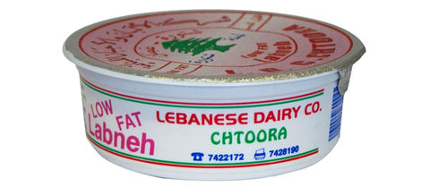 Chtoora Labneh Low Fat 225gm