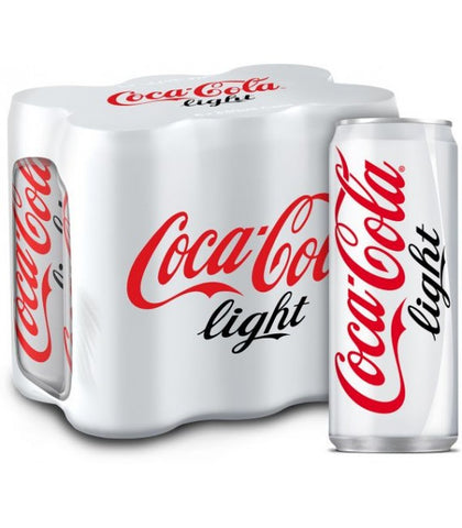 Coca-Cola Light 6 x 330ml