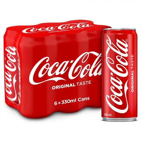 Cocal Cola 6 x 330ml