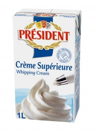 Creme Superieure Whipping Cream 1L