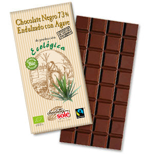 Organic Dark Chocolate w/ Agave