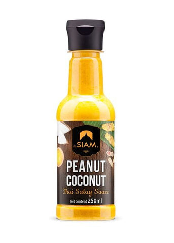 Peanut and Coconut Sauce