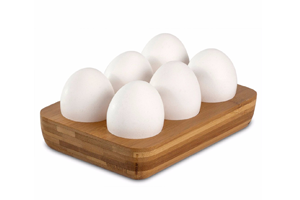 Local Large White Eggs w/ Omega-3 x6