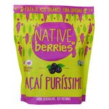Organic Acai Frozen Pure All Natural Unsweetened