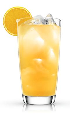 Fresh Blend of Orange & Pineapple Juice 330ml