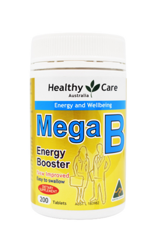 Mega B Energy Booster