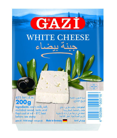 White Cheese 45% 200gm