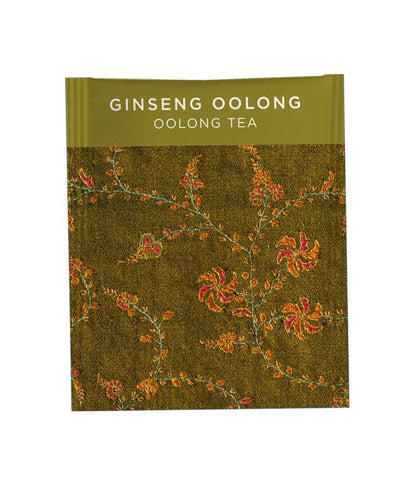 Ginseng Oolong Classic Tea Bags