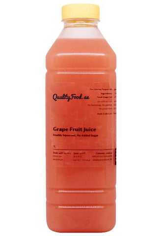 Fresh Grapefruit Juice 1 Litre