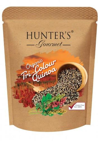 Organic Tri-colour Quinoa