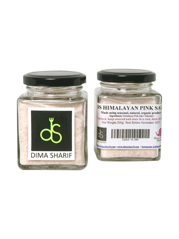 Organic Ground Himalayan Pink Salt