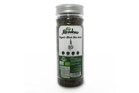 Organic Black Chia Seeds 250g