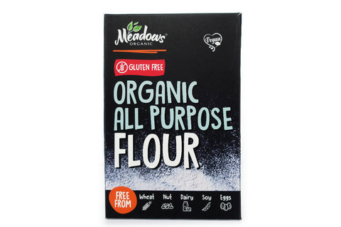 Meadows Organic and Gluten-Free All-Purpose Flour